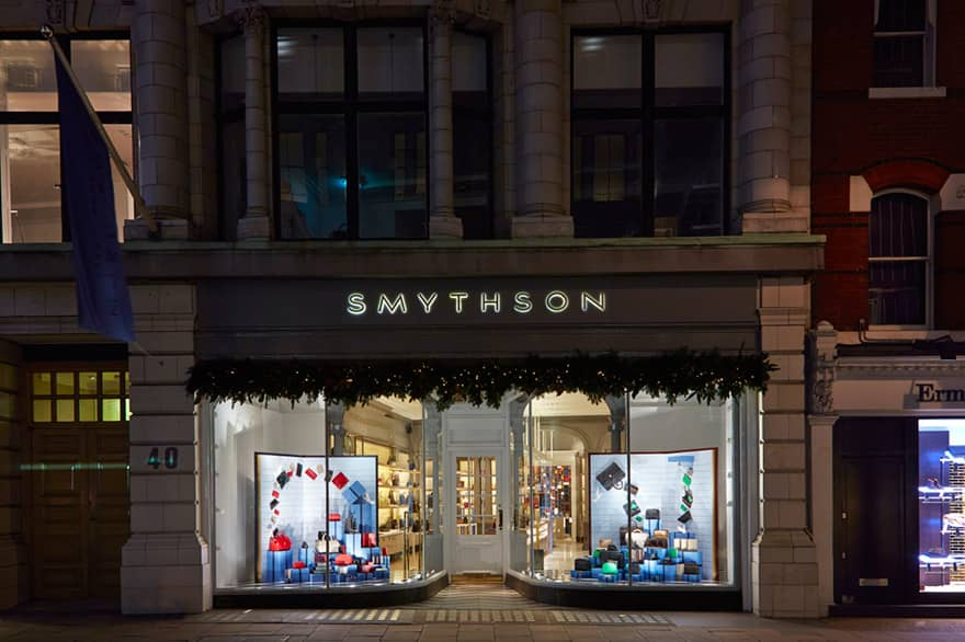 smythson of bond street brand positioning Smythson of bond street brand positioning essay smythson of bond street is a british luxury leather goods and personalized stationery brand.